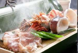 海鮮料理での使用例